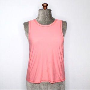 Lululemon Pink Halter Neck Tank